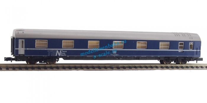 "ARNOLD 3265 - Пассажирский вагон ""TEN"" тип WLABrn - спальный"