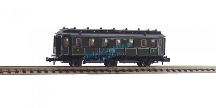 MINITRIX 13161 - Пассажирский вагон тип Cü - 3 класс